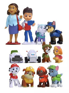 Paw patrol Bundle toys 12x  toy figures new and sealed