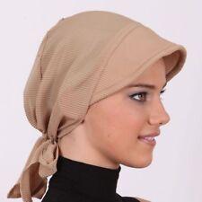 NEW Bonnet Cancer Chemo Hijab Turban Cap Beanie Hat Scarf Islamic ,,,,