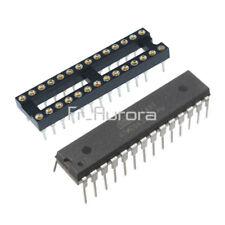 IC ATMEGA328P-PU ATMEGA328P DIP28 Microcontroller Bootloader 28Pin Narrow SOCKET