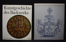 Kunstgeschichte des Backwerks - 1968 - Backen - Backform - Konditorei