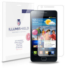 iLLumiShield Non-Bubble Screen Protector 3x for Samsung Galaxy S 2 International