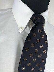 "Brooks Brothers NEW  Made In USA 56% Wool & 44% Silk Tie 3.5"" x 58""  Mint"
