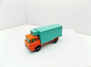 Matchbox Lesney Refrigerator Truck - Red - NICE - Vintage No.44