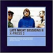 Late Night Sessions, Vol. 2 (1997) X Press 2, Ministry of sound, Deep House