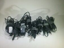Lot of 8 Genuine Lenovo laptop AC Adapter 65W 45N0121 round tip