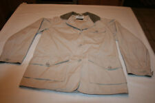 Vtg ORVIS Hunting Fishing Tackle Field Jacket Coat Sz Small USA Vermont