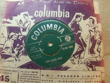 """Cliff Richard and the Drifters – High Class Baby 1958 7"""" Columbia DB 4203"""