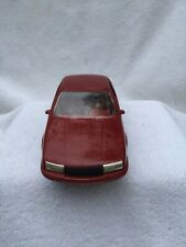 "1988 CHEVROLET BERETTA GT BRIGHT RED PROMOTIONAL MODEL ""NIB"""