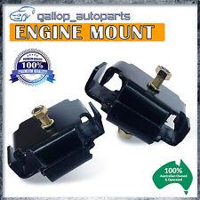 2 Landcruiser 60 70 Series Front Engine Mount HJ75 HJ60 2H Diesel Motor 12/84-90