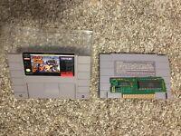 Wild Guns Authentic Rare Good Condition SNES (Super Nintendo, 1995)
