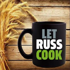 let russ cook Coffee mugs