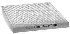 Borg & Beck Interior Air Filter Cabin Pollen BFC1015 - GENUINE - 5 YEAR WARRANTY
