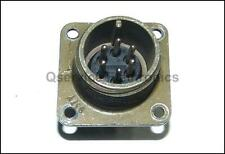Amphenol MS3102R 14S-6P Military 6 Pin Male Circular Chassis Connector