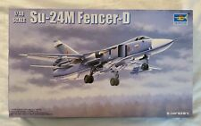 New ListingTrumpeter 1/48 Su-24M Fencer-D Scale Aircraft Model