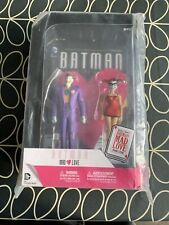 DC Batman The Animated Series Mad Love Harley Quinn The Joker New Action Figure