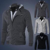 Men's Tops Hoodie Hooded Sweatshirt Sweater Tops Long Sleeve Jacket Coat Outwear