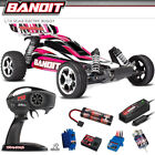 Traxxas 24054-1 1/10 Bandit XL-5 2WD PinkX Buggy RTR w/ Radio/ Battery / Charger