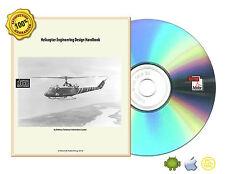 Helicopter Engineering Design Handbook_Preliminary Design & Detail Design On CD