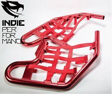 ANODIZED RED NERF BARS YAMAHA RAPTOR 250 FREE SHIPPING R250 QUADS YFM250 R