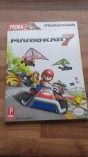 MARIO KART 7 Official strategy game guide Nintendo 3DS ( new )