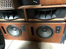Altec model 19 speakers