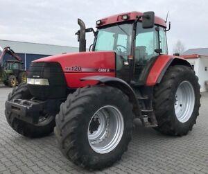 Case MX100 MX110 MX120 MX135 Tractor Service Repair Technical Manual