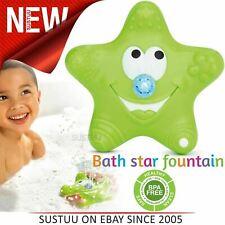 Munchkin Bath Star Shaped Fountain│Water Squirter Sprayer│BPA Free│For 12+ Month