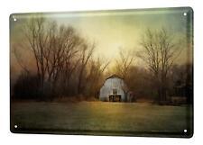 Tin Sign Holiday Travel Agency Farmhouse