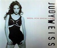 Judy Weiss Weil ich dich liebe (1995) [Maxi-CD]