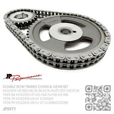 CHAIN DOUBLE ROW INJECTED 304-355 V8 MOTOR [HOLDEN VN-VP-VQ-VR-VS-VT COMMODORE]