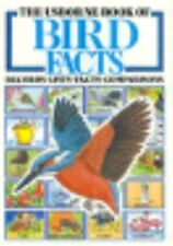 The Usborne Book of Bird Facts: Records, Lists, Facts, Comparisons-ExLibrary