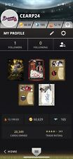 Topps Bunt Account Autos, Relics, Awards, Complete Sets Top 10% Collection Score