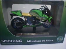 Motos et quads miniatures multicolores BMW 1:18