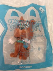 McDonalds 2021 Happy Meal Toy Scooby-Doo Bobblehead #1 SCOOBY NIP