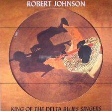 ROBERT JOHNSON King Of The Delta Blues Singers Pic Disc LP Vinyl NEW