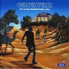 Caravan - Live at the Fairfield Halls [New CD] Rmst