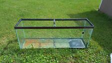 """New listing 50 Gallon glass aquarium Tank 48"""" x 19"""" x 13"""""""