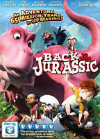 Back to the Jurassic (DVD, 2015, Greenwise Sleeve) Usually ships within 12 hrs!!