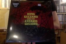 King Gizzard & the Lizard Wizard Nonagon Infinity Lp new black green vinyl + Dl