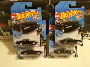 "2020 Hot Wheels ""Low Shipping!"" 96 Chevrolet impala SS X4 #232 #Other Auctions"
