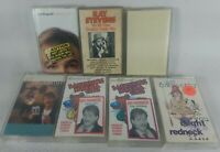 Lot of 7 Comedy Audio Cassette Tapes Full List In Description See Pics! Stand-Up