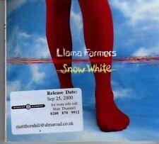 (BF998) Llama Farmers, Snow White - 2000 DJ CD