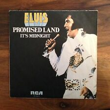 ELVIS PRESLEY - Promised Land / It' s midnight - RCA PB 10074