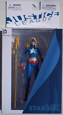 DC COMICS. JUSTICE LEAGUE STARGIRL ACTION FIGURE. NEW IN BOX.
