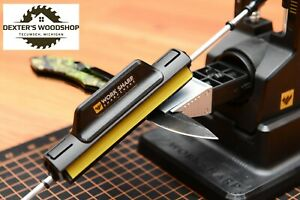 Work Sharp Precision Adjust Compatible Sharpening Slider w/ 14pcs Lapping Films