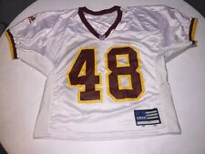 2001 Washington Redskins Game Used Training Camp Jersey #48 Stephen Davis