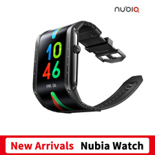 Nubia Watch foldable flexible display Bluetooth calling Nubia Smart Watch global