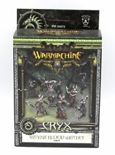 Privateer Press Warmachine Cryx Satyxis Blood Witches Pip 34072