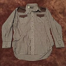 Vintage Lynchburg Hardware & General Store Men's Pearl Snap Shirt, Size XL