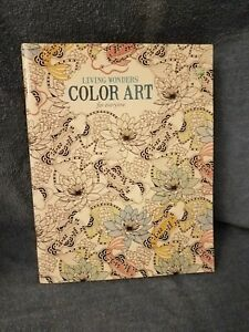 Leisure Arts Living Wonders Color Art Coloring Book 6707 Mindfulness Therapy